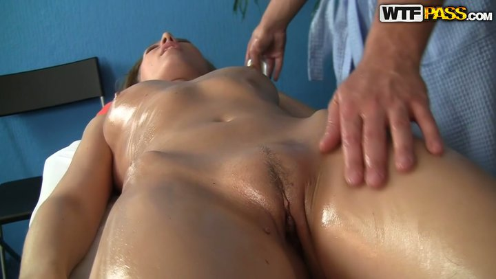 nudity at a massage parlor