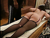 Phat round booty of delicious MILF Delilah is hypnotizing