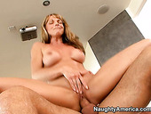 Lustful mom Shayla LaVeaux get fucked up hard by young lover