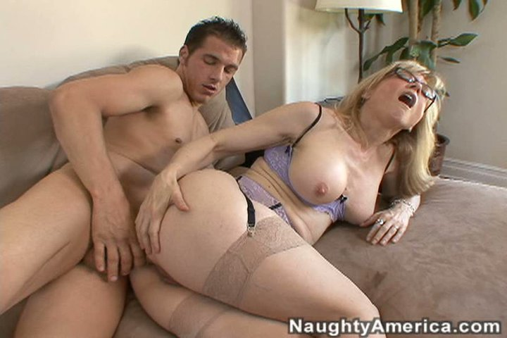 Bbc fuck mature asshole and cum inside 3