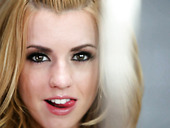 Spoiled slutty prisoner Lexi Belle masturbates right in the cell prison
