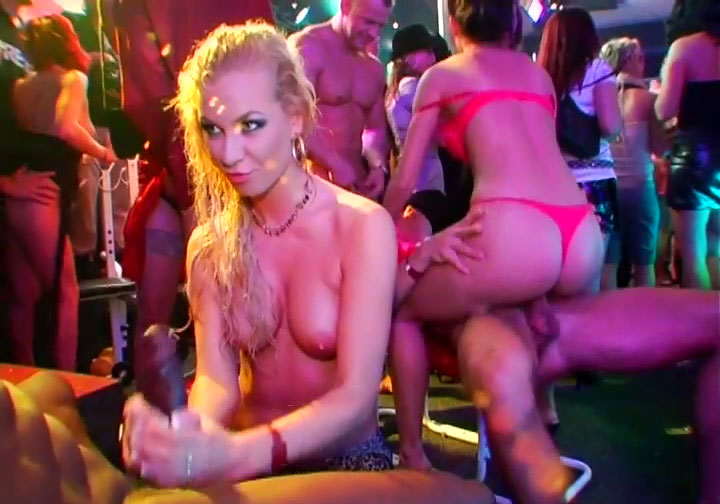 Sex At Club Video